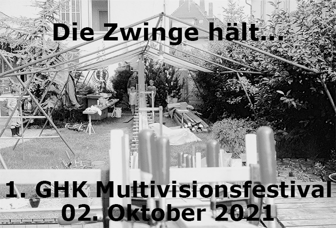 Teaser - 1. GHK Multivisionsfestival